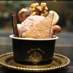 渋谷ヒカリエファーイーストバザールのナッツジェラートが美味しい!