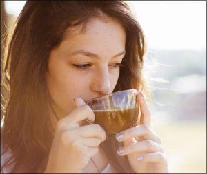 寒さに強くなる,方法,カフェイン