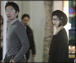 米倉涼子,旦那,離婚
