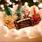 クリスマスではなぜケーキを食べる?由来と起源・歴史は?日本だけ?