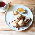 サイラム西荻窪のビーガンフレンチトーストが美味しい!味感想口コミ!