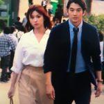 ハロー張りネズミ7話衣装!深田恭子の白シャツブラウス&ベージュスカートが可愛い!ブランドはどこ?
