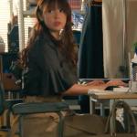 ハロー張りネズミ8話衣装!深田恭子オフショルカットソー&スカートが可愛い!ブランドはどこ?