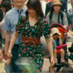 ハロー張りネズミ9話衣装!深田恭子の花柄ワンピース&茶色ベルトが可愛い!ブランドはどこ?