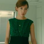 黒革の手帖衣装!最終回・仲里依紗の緑ドットワンピースが激可愛い!ブランドはどこ?