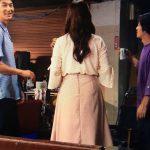 ハロー張りネズミ最終回衣装!深田恭子の白Vネックブラウス&ピンクスカートが可愛い!ブランドはどこ?