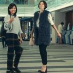 ドクターX5・6話衣装!大門・米倉涼子青ファーベスト&黒パンプスが可愛い!ブランドはどこ?