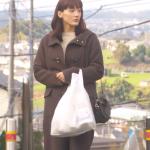 奥様は取り扱い注意衣装小物!8話綾瀬はるか茶色ダッフルコートが可愛い!ブランドはどこ?