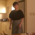 奥様は取り扱い注意衣装!7話広末涼子の黒半袖トップス&チェックスカートが可愛い!ブランドはどこ?