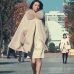 ドクターX7話衣装!大門・米倉涼子ベージュファーコート&白ワンピースが可愛すぎ!ブランドはどこ?