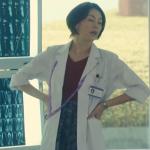 ドクターX5・9話衣装!大門未知子・米倉涼子の赤刺繍ワンピースが可愛い!ブランドはどこ?