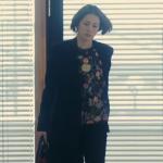 ドクターX5・9話衣装小物!大門・米倉涼子の黒コート&トートバッグが可愛い!ブランドはどこ?
