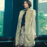 ドクターX5・8話衣装!米倉涼子のベージュファーコート&柄スカートが可愛いすぎ!ブランドはどこ?