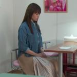 隣の家族は青く見える、深田恭子衣装!五話デニムジャケット&白Tシャツが可愛い!ブランドはどこ?