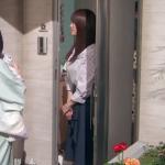 隣の家族は青く見える、深田恭子衣装!6話ストライプシャツ&ロングスカートが可愛い!ブランドはどこ?