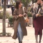 アンナチュラル石原さとみ・ミコト衣装!6話ベージュニット&コート&デニムパンツが可愛い!ブランドはどこ?