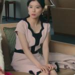 海月姫、芳根京子・月海衣装!7話ラストのピンク&黒ワンピースが可愛い!ブランドはどこ?