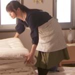 隣の家族は青く見える、深田恭子衣装!四話ネイビードルマンニットトップスが可愛い!ブランドはどこ?