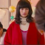 海月姫、瀬戸康史・蔵之介衣装!8話赤コート&ピンクキャミソールトップスが可愛い!ブランドはどこ?
