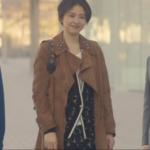 コンフィデンスマンJP長澤まさみ・ダー子衣装小物!4話ラスト茶色コート&黒柄バッグが可愛い!ブランドはどこ?